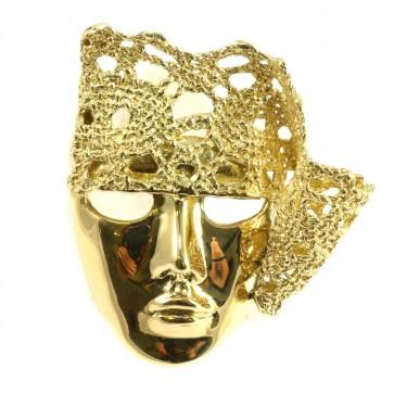 Anello Lace, maschera veneziana