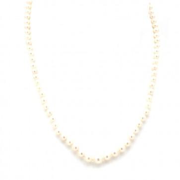 Collana da 50 cm di perle giapponesi