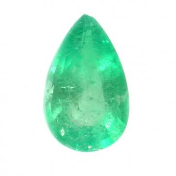 Smeraldo, pietra sfusa - 3.81 ct