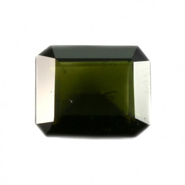 Tormalina verde scuro sfusa, 4.16 ct