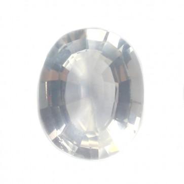 Quarzo ialino o cristallo di rocca sfuso, 6.09 ct