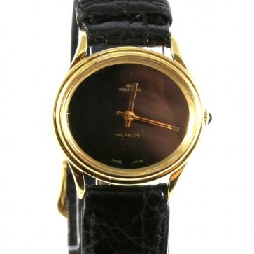 Orologio d'oro Princeps meccanico Incabloc