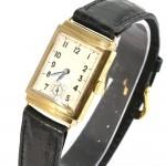 Orologio da uomo d'oro, meccanico -23 cm x 2,2 cm