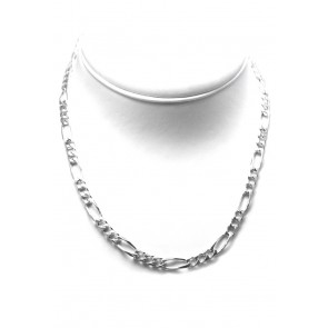 Collana uomo catena grossa groumette argento