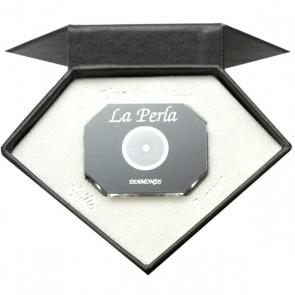 Diamante taglio brillante, 0,15 ct, H, VS,  in Blister La Perla e confezione regalo
