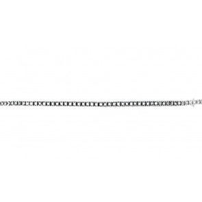 Bracciale tennis oro e diamanti - 1,68 ct