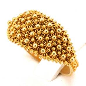 Anello fede sarda oro - 3.59
