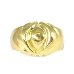 Anello fascia oro; 6,6 gr