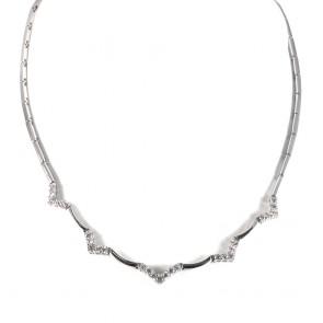 Collana collier catena oro