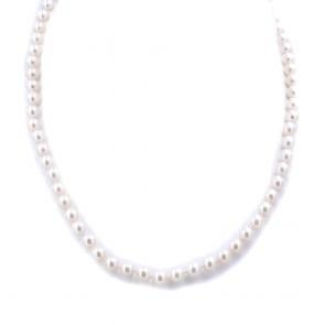 Collana da 45 cm di perle di mare