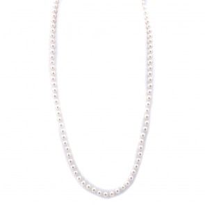 Collana da 70 cm di perle giapponesi