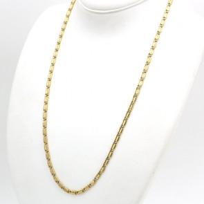 Collana catena uomo oro - 68 cm; 39.97 gr
