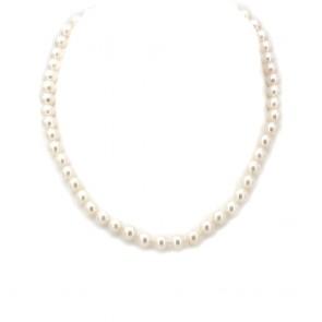 Collana da 45 cm di perle giapponesi