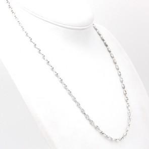 Collana uomo marinara argento - 60 cm; 25.1 gr