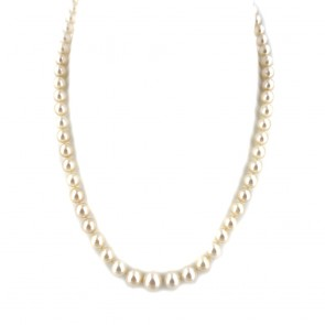 Collana da 51.5 cm di perle giappones