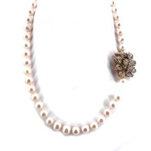 Collana da 47 cm di perle