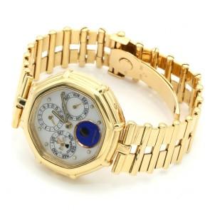 Orologio da uomo Gerald Genta, oro, automatico. 126 gr
