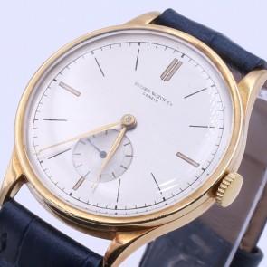 Orologio d'oro Record Watch, Geneve -23 cm x 3.7 cm; 42.3 gr
