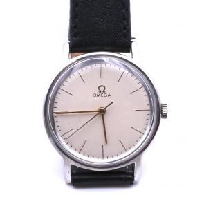 Orologio d'acciaio Omega -23.5 cm x 3.7 cm; 39.71 gr
