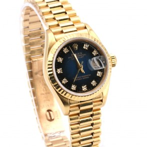 Orologio Rolex Oyster Perpetual  Date Just oro