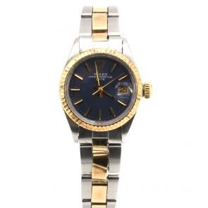 Orologio Rolex Oyster Perpetual  Date acciaio e oro