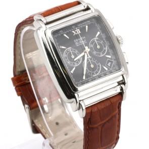 Orologio da uomo Zenith El Primero Chronograph, acciaio, automatico.