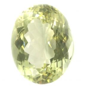 Ortoclasio giallo, pietra sfusa -37.09 ct