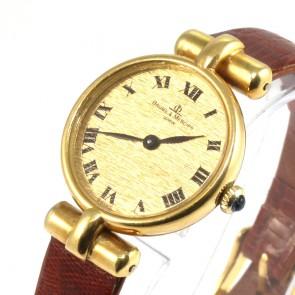 Orologio Baume Mercier d'oro, meccanico -21,5 cm x 2,4 cm