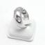 Anello argento e zirconi