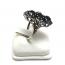 Anello argento in stile